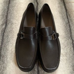 { Salvatore Ferragamo } Adam Loafer in Hickory